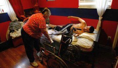 Assistenza a una persona con disabilità grave