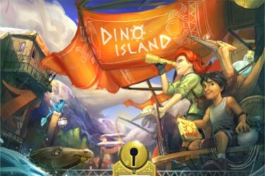 """Immagine del videogioco """"Dino Island"""""""