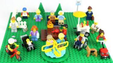 """Set """"Fun at the Park"""", prodotto dalla LEGO"""