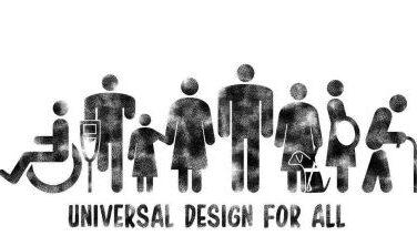Realizzazione grafica dedicata all'Universal Design for All
