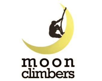 "Logo del progetto europeo ""Moon Climbers"""